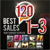 120 best sales 1 3 bundle 11926433 icon