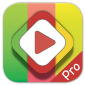 Tubeg pro for youtube icon