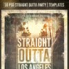 10 flyers straight outta party 12690897 icon