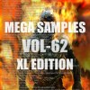 Mega samples vol62 xl edition logo icon