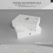 Package box mockups vol6 9533868 icon