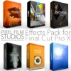Pixel film studios effects pack for final cut pro x logo icon