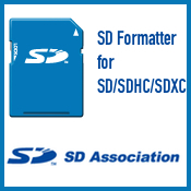 Sd formatter icon