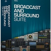 Waves broadcast and surround suite boxshot icon