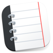 Notebooks create documents organize files manage tasks icon