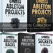 Cymatics ableton projects collection logo icon