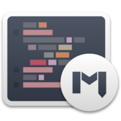 Mweb pro markdown writing note taking and static blog generator app icon