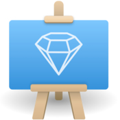 Paintcode for sketch icon