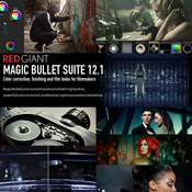 Red giant magic bullet suite 12 1 logo icon