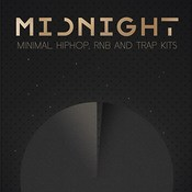 Big fish audio midnight minimal hip hop rnb and trap kits icon
