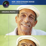 Hdr high dynamic range aperture photo presets by scottwills 4720299 icon