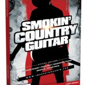 In session audio smokin country guitar icon