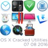 Os x cracked utilities 07 08 2016 logo icon