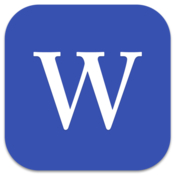 Word air for microsoft word edition open office format icon