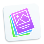 Posters templates for pages icon