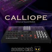 Sonic cat calliope icon
