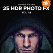 25 hdr photo fx v2 photoshop action by sodasong 9953313 icon