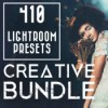 410 creative lightroom presets bundle icon