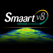 Rational acoustics smaart 8 icon