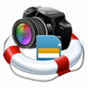 Tenorshare card data recovery icon