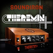Soundiron theremin ambient electronic theremin tones icon
