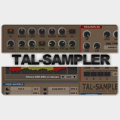 Togu audio line tal sampler icon