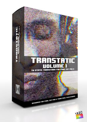 Transtatic volume 1 for fcpx icon