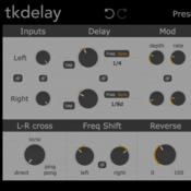 Tritik tkdelay icon