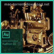 Adobe audition cc 2017 icon