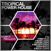 Sample tweakers tropical power house icon