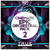 True samples cinematic orchestral pack 2 icon