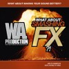 Wa production what about smashing fx icon