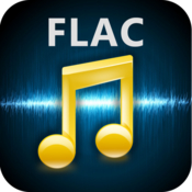 Any flac converter flac to mp3 alac wav icon
