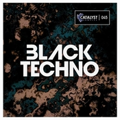 Catalyst samples black techno icon