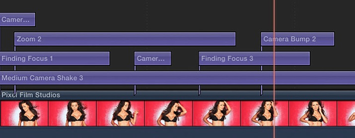 Designed for Final Cut Pro X