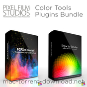 Pixel film studios color tools plugins bundle icon