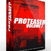 Pixel film studios proteaser volume 7 for fcpx icon