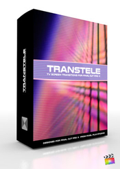 Pixel film studios transtele for fcpx icon