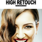 Smooth high retouch photoshop action 19148971 icon