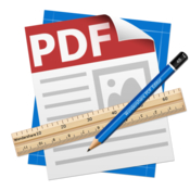 Wondershare pdf editor icon
