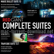Red giant complete suites 2017 icon