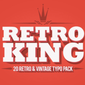 Videohive retro king 18953460 icon
