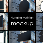Creative market mockup street signs 22 jpg files 1250434 icon