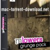 Motionvfx mlowers grunge pack icon