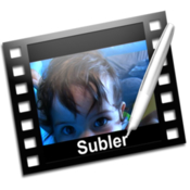 Subler mux and tag your mp4 files icon
