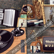 Videohive vintage music opener 19167072 icon