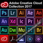 Adobe creative cloud collection 2017 for mac 9 21 icon