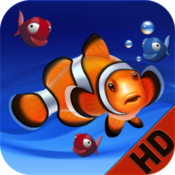 Aquarium live hd ocean screensaver icon