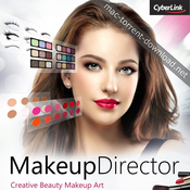 Cyberlink makeupdirector ultra 2 icon