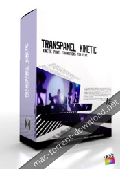 TransPanel: Kinetic - Kinetic Panel Transitions For FCPX